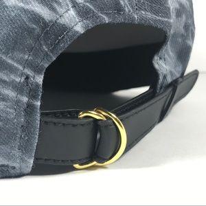 Nike Gold Snap Back Strap Back Hat